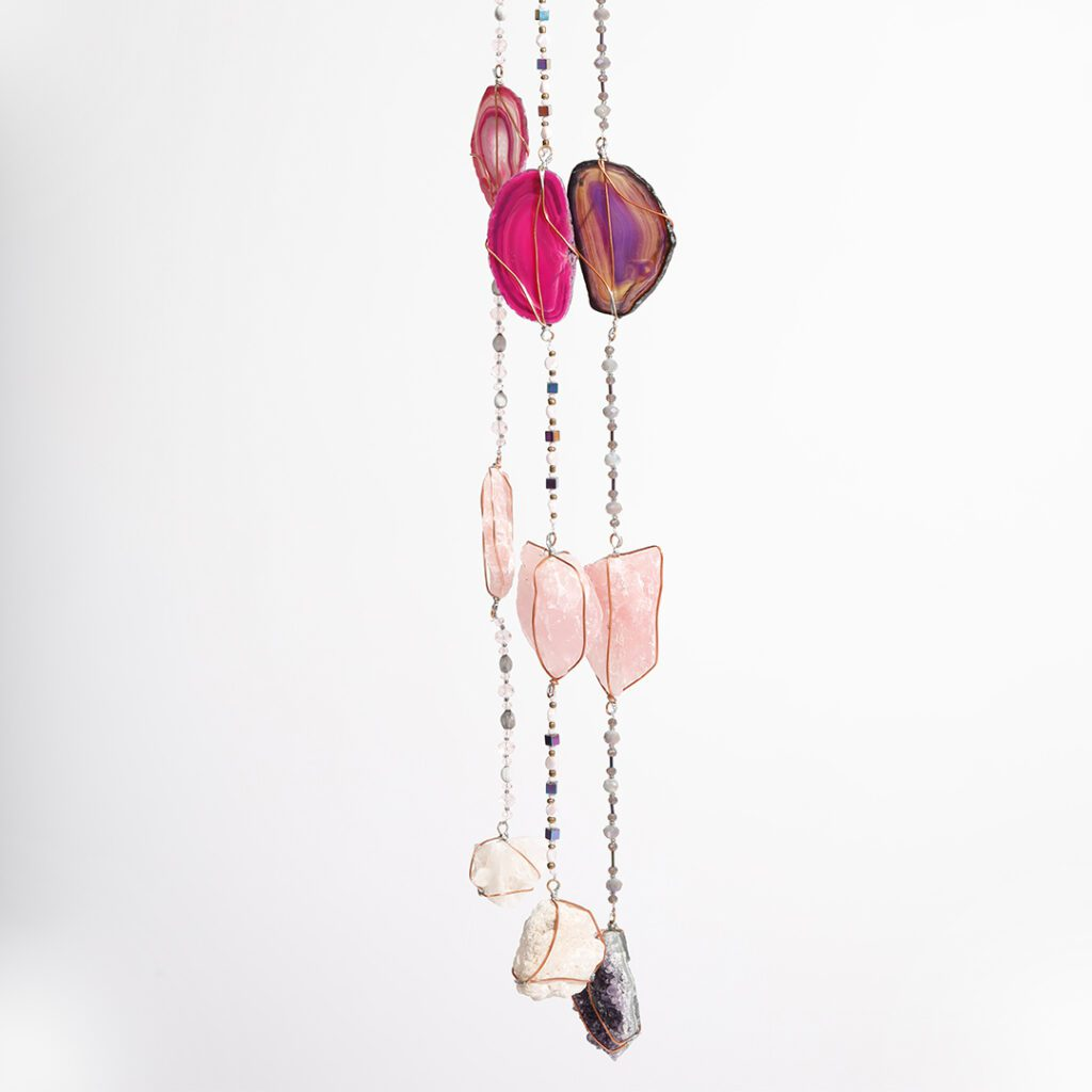 6-CHAINS-PINK-CRYSTAL